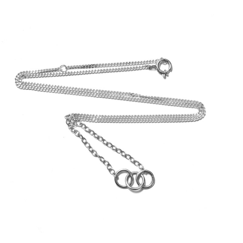 No. 7 - necklace | MN7 - SS