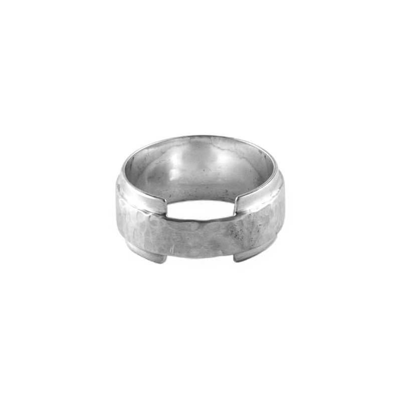 Single band plate - ring men | MRSBPM-SS