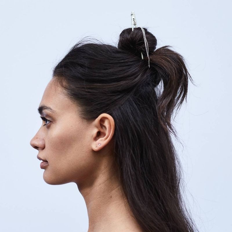 Anchored - hair pin | MOHP-SS