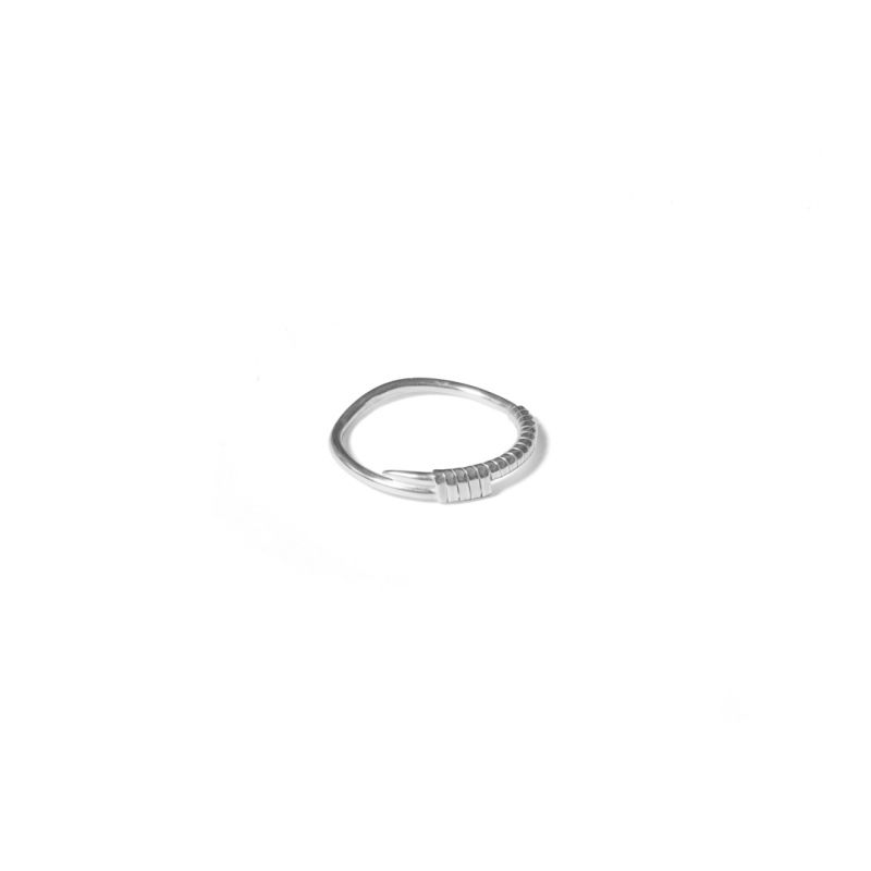 Anchored - ring small | MRAS-SS