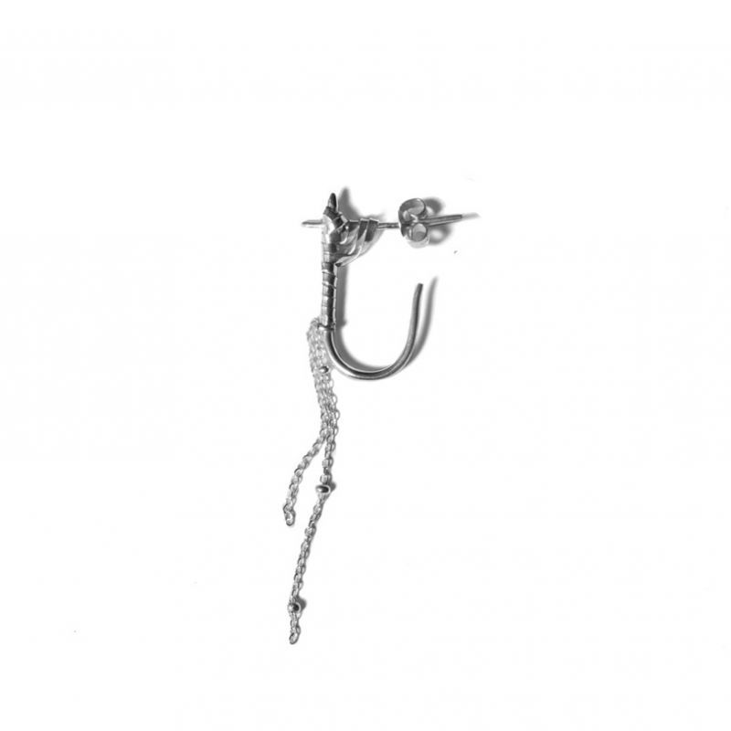 Anchored - earring | MEAE-SS