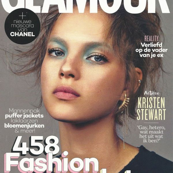 Monocrafft on the cover of Glamour NL