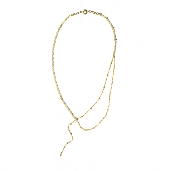 Anchored - necklace | MNA-YG