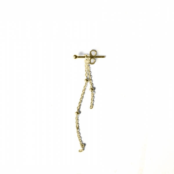 Anchored - chain stud | MEACHST-YG