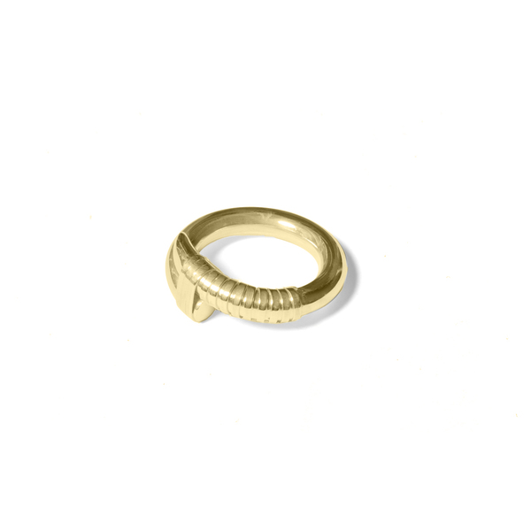 Anchored - ring large | MRAL-YGP